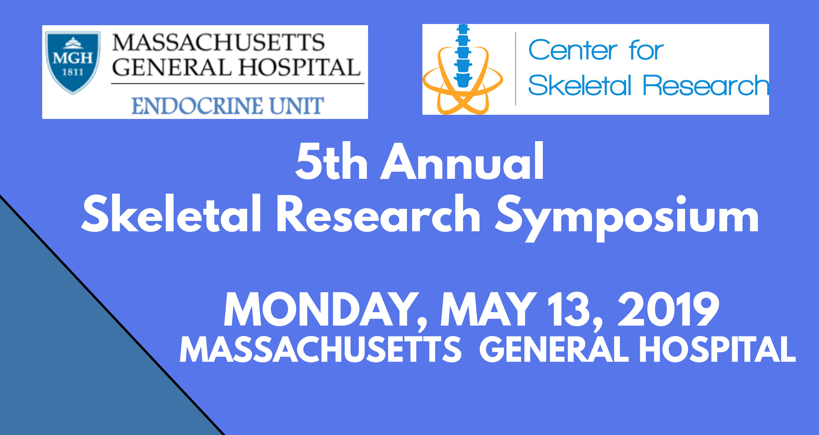 Fifth Annual Skeletal Research Symposium