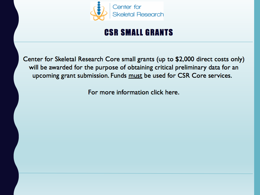 Center for Skeletal Research | Mass General Hospital